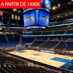 Voyage NBA Orlando