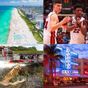 Voyage NBA Miami